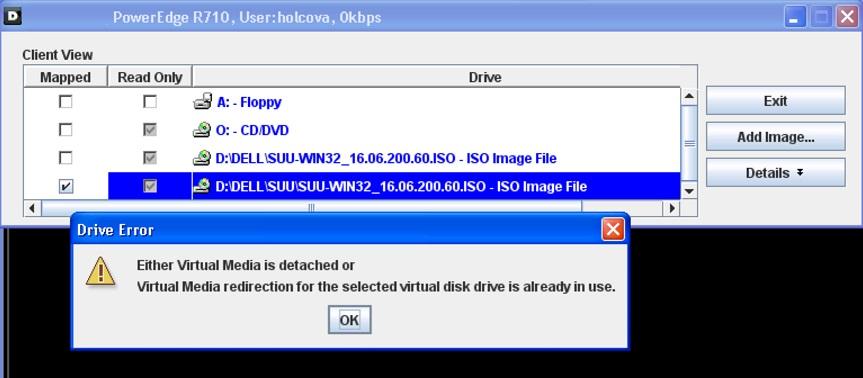 Idrac virtual console linux