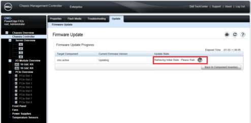 dell fx2 cmc firmware update process