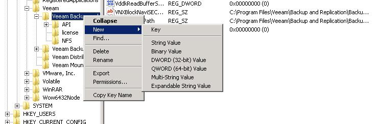Veeam Backup & Replication 9 5u3 - fails after installing